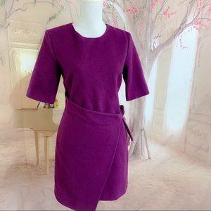 Kate Spade Saturday Wool belted Dress